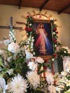 Divine Mercy Sunday Decorations