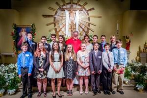 2015_04_13 - Saint Marks Confirmation-6333-285
