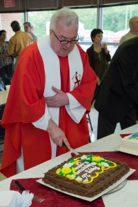 Fr. Andrew's 26th Ordination Anniversary